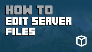 How To Edit Server Files