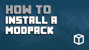 Installing a Mod Pack on Your Server
