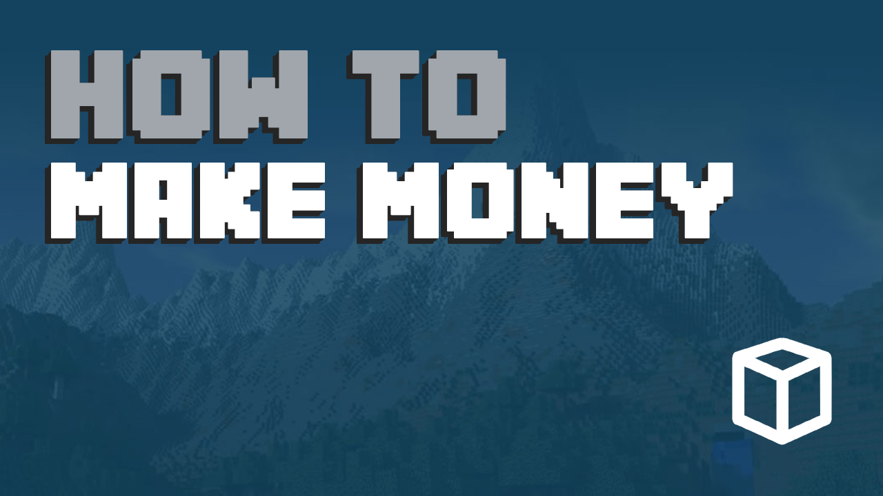 How to make a picture in Minecraft