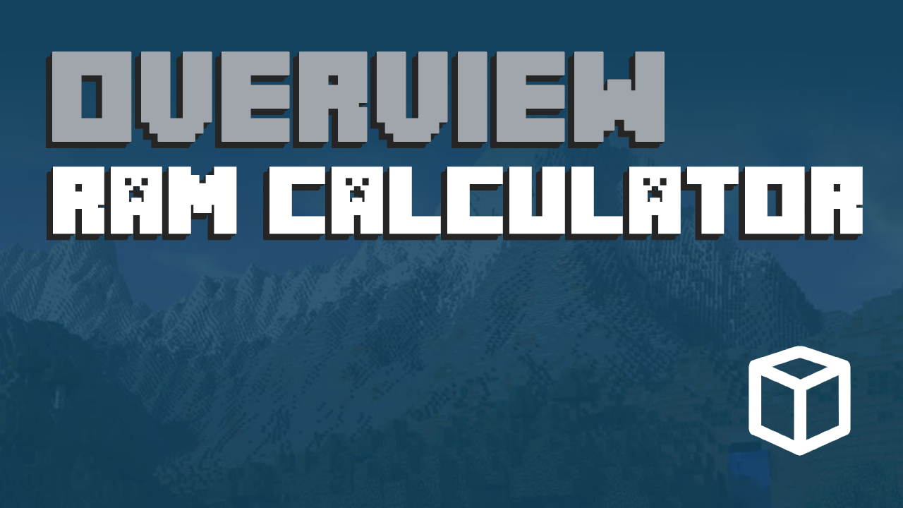 Minecraft Server RAM Calculator for Hosting