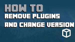 Remove Plugin and Change Version