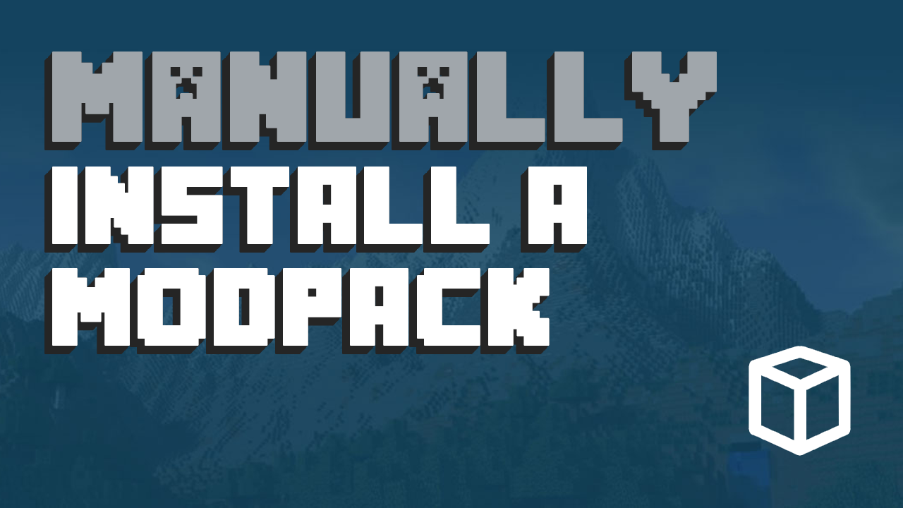 How To Manually Install A Modpack On Your Server