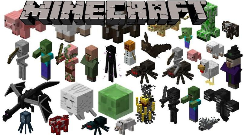 A Guide To Minecraft Mobs Apex Minecraft Hosting - Minecraft teleport player to mob