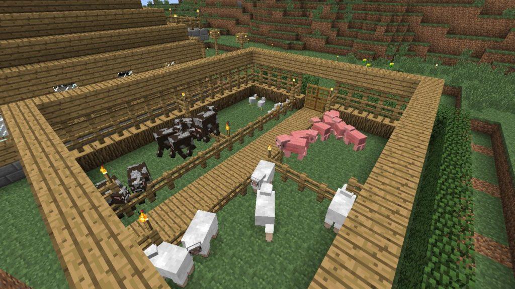 Minecraft Food and Hunger - Apex Minecraft Hosting