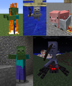 A Guide To Minecraft Mobs Apex Minecraft Hosting