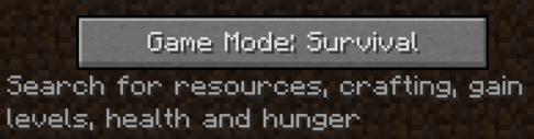 Minecraft Game Modes - Apex Minecraft Hosting