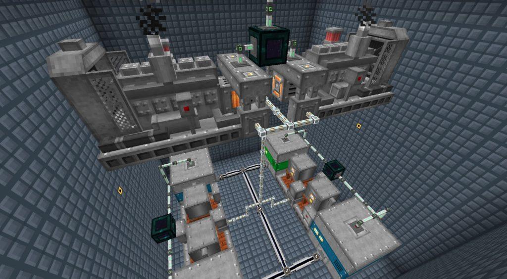 Engineering in Minecraft