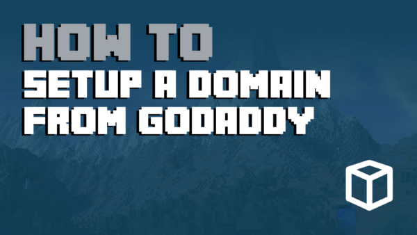 Setting Up A Minecraft Server Sub-Domain in Godaddy
