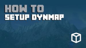 Setting Up Dynmap