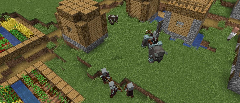 Minecraft Update – Snapshot 18w45a