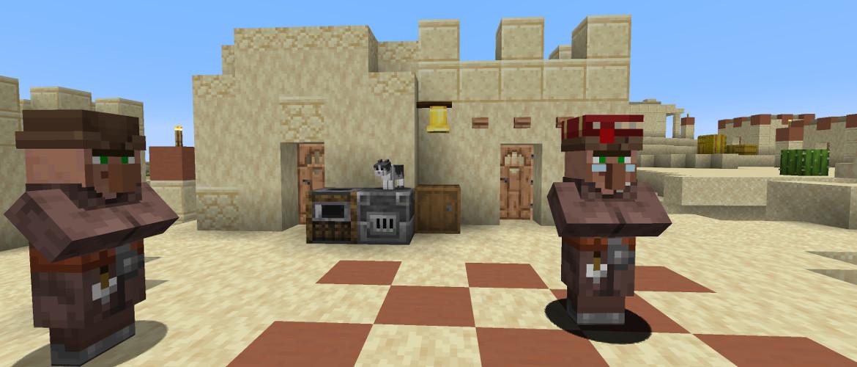 Minecraft Update - Snapshot 18w50a
