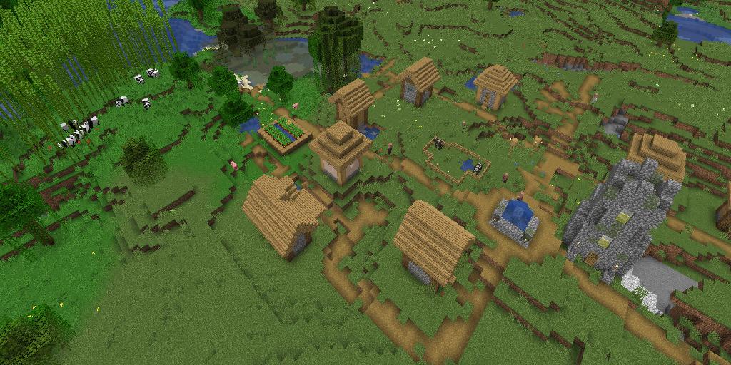 Minecraft Update – Snapshot 18w48b
