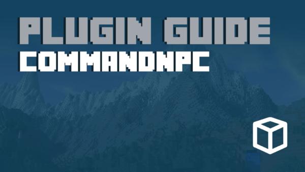 CommandNPC Plugin