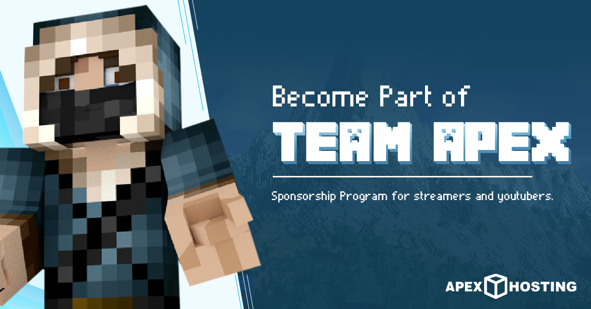 Apply To Be An Apex Sponsor