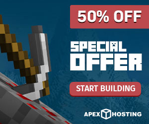 Minecraft Server Hosting - Apex Hosting