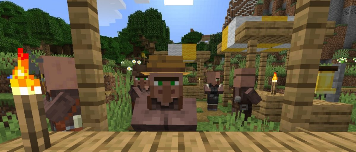 Minecraft Snapshot 19w11b