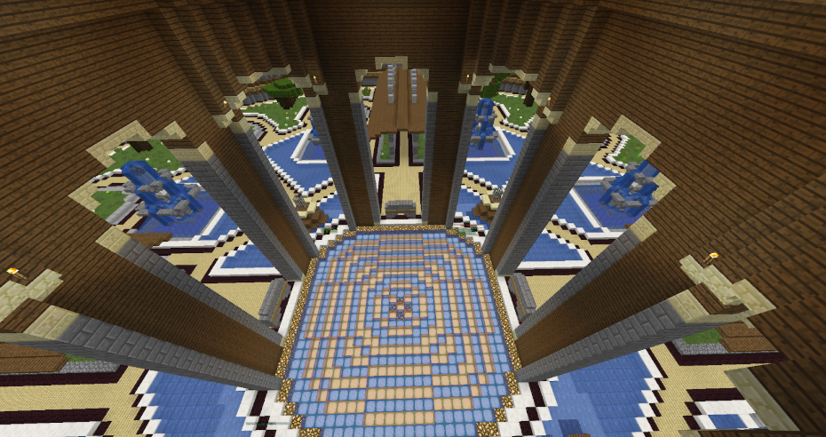 TNT Run Lobby