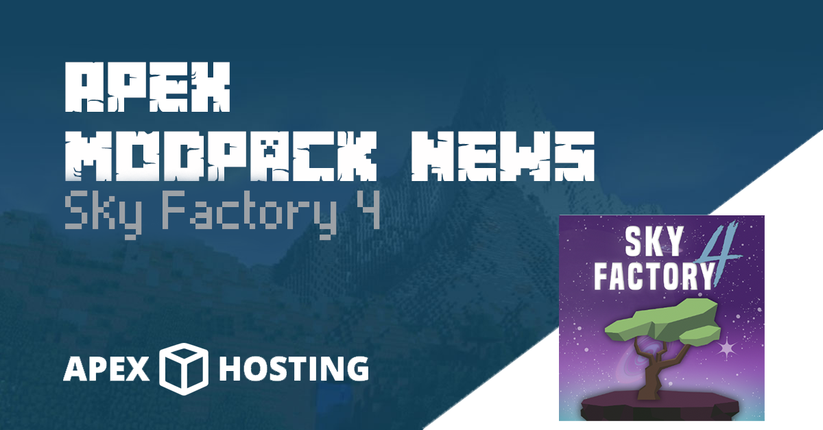 Sky Factory 4 Available Now