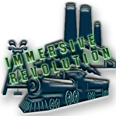 The Immersive Revolution Available Now