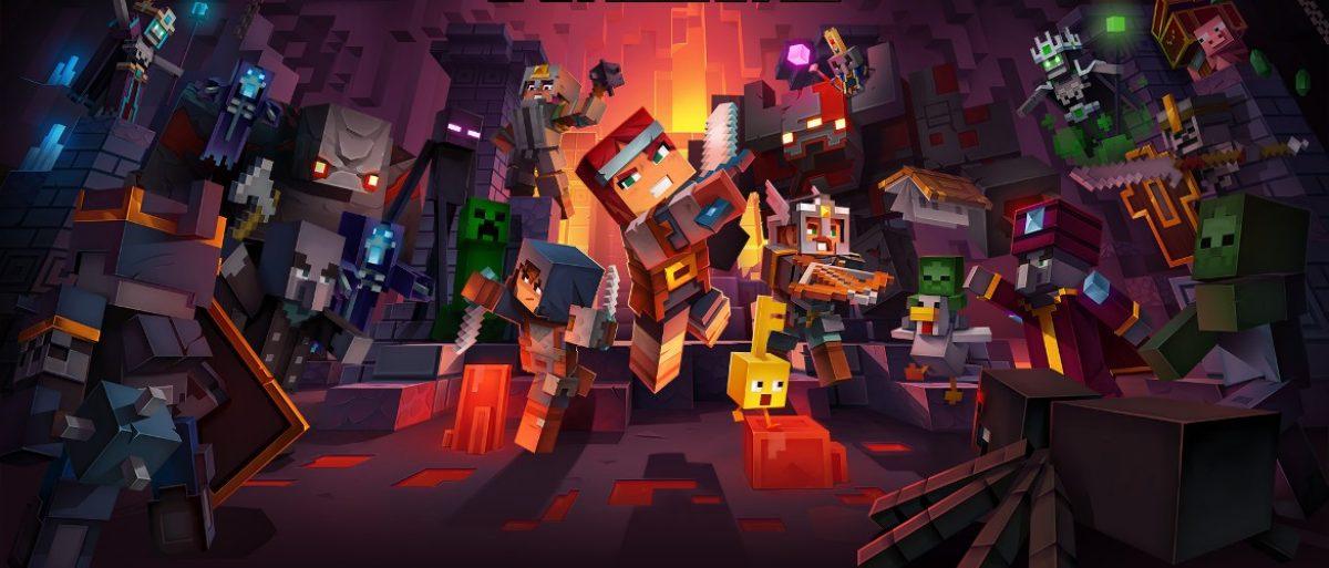 Minecraft: Dungeons Gameplay Reveal