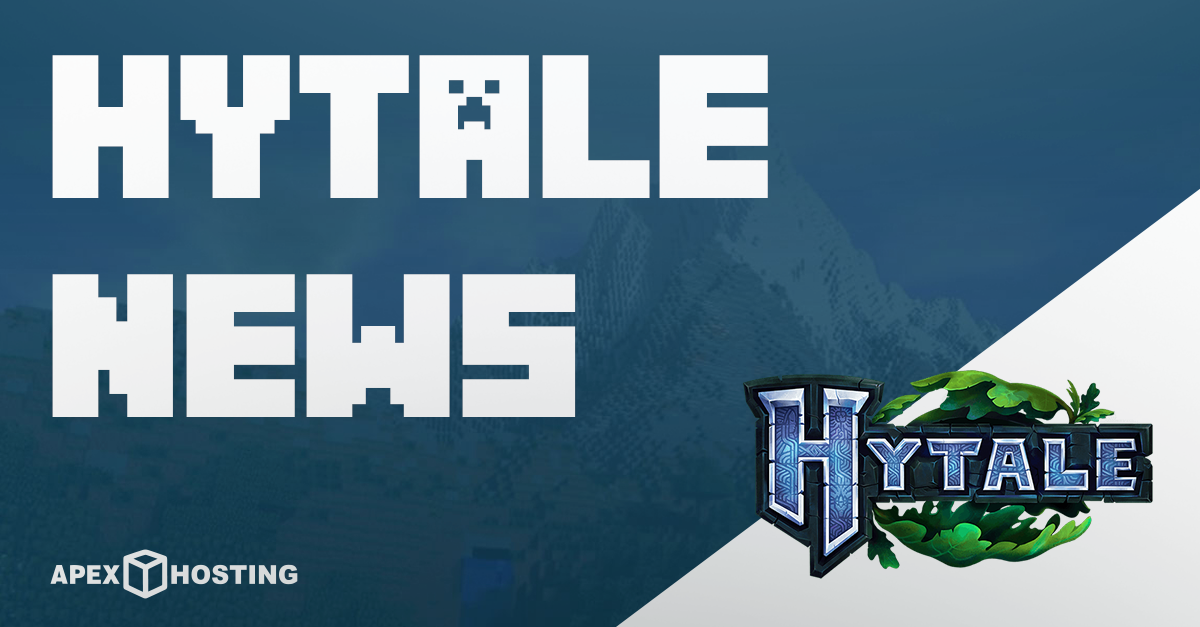 Apex Hosting Hytale Servers Are Coming! - Apex Minecraft Hosting