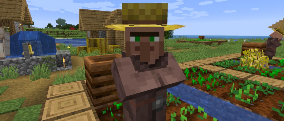 Minecraft Update: Version 1.14.4