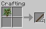 craft saplings recipe
