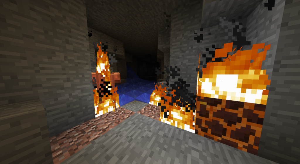 minecraft magma monster
