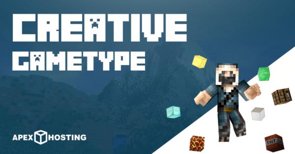Start a Creative Server