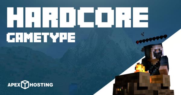 Start a Hardcore Server
