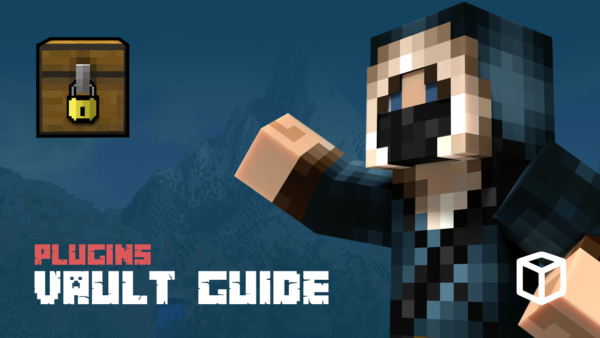 How To Install And Use the Minecraft Vault Plugin