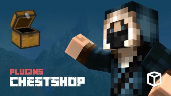 Minecraft ChestShop Plugin