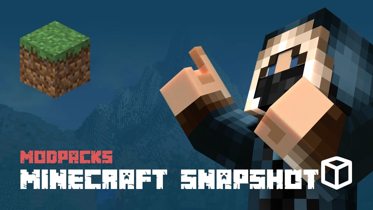 Start Your Own Minecraft Snapshot Server