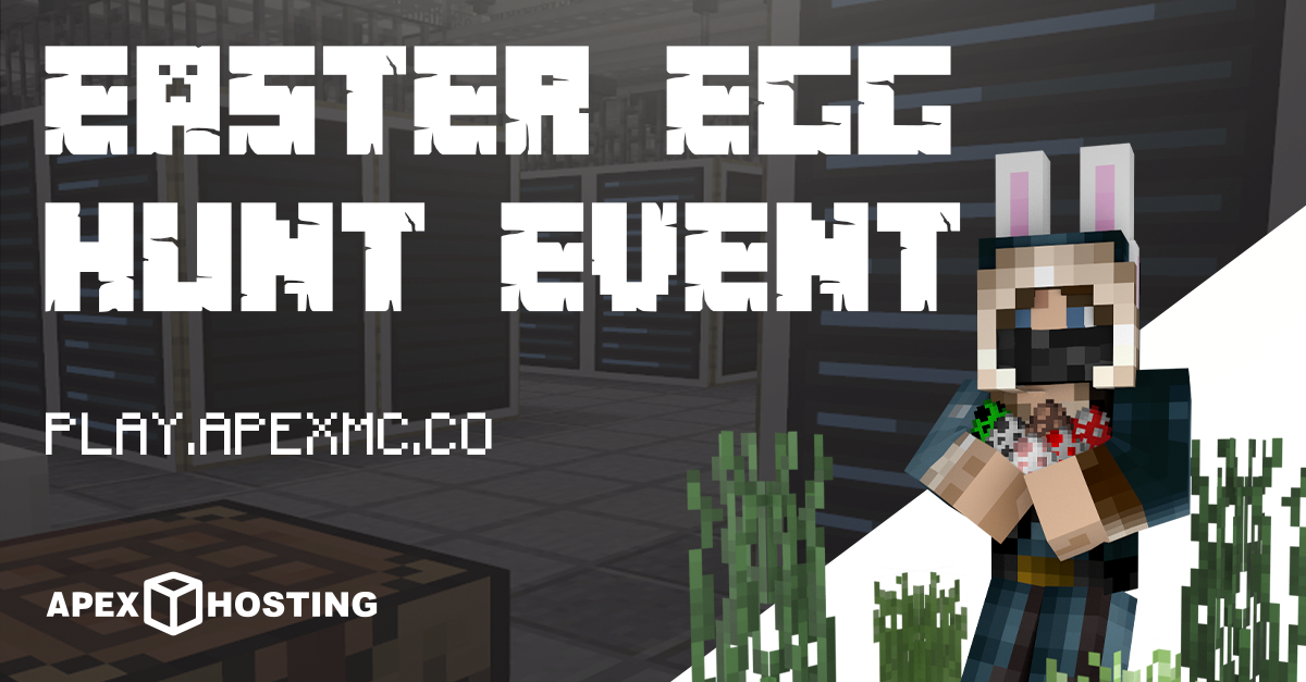 Apex Hosting Easter Egg Hunt