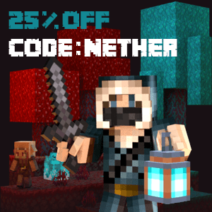Nether 25% OFF Sale