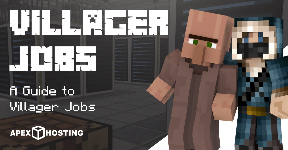 Minecraft Villager Jobs
