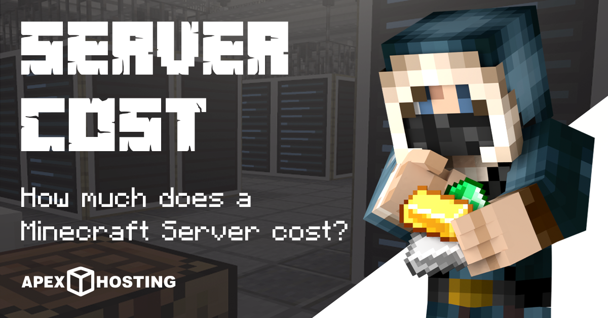 How much does a Minecraft Server cost