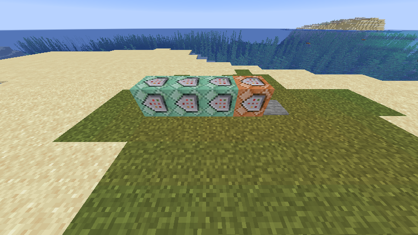 command blocks